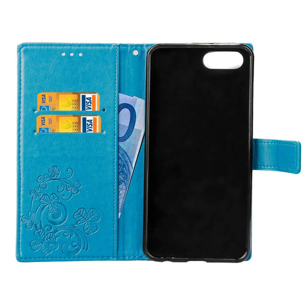 Phone Etui For Coque Huawei Honor V10 Case Luxury Leather Wallet Flip Cover For Huwawei Honor V10 Capinha Hawei Huawey