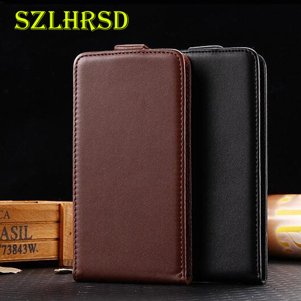 SZLHRSD Phone Case For Nomu M6 Cases Cover Fundas Mobile Phone Bag Flip Up And Down Case For Irbis SP511