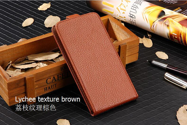 Litchi texture brown