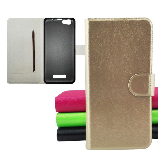 ( Screen Film GIFT) FOR Cubot NoteS Cases, Soft Shell Inner + PU Leather Flip Exclusive Back Cover For Cubot Note S