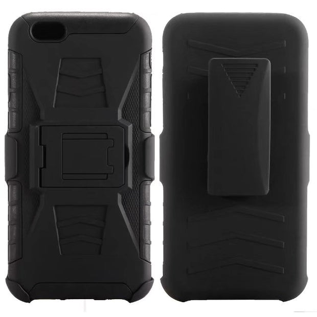 ShockProof Heavy Duty Armour Tough Stand Case With Belt Clip For IPhone 6 6S/iPhone 6 PLUS 6S PLUS