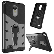Shockproof Impact Protection Tough Rugged Dual Layer Protective Case With Kickstand For LG Stylo 3/Stylo 3 Plus/Stylus 3
