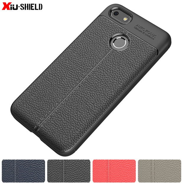 Silicone Case For Huawei Nova Lite 2017 SLA-L03 SLA-L22 Fitted Case TPU Phone Cover For Huawei Nova Lite 2017 SLA L03 L22 Cases