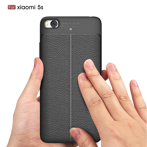 Silicone Case For Xiaomi Mi M 5s 5 S Mi5s M5s Fitted Case TPU Phone Cover For Xiaomi MI S5 Mi5 S MIS5 Phone Bumper Cases