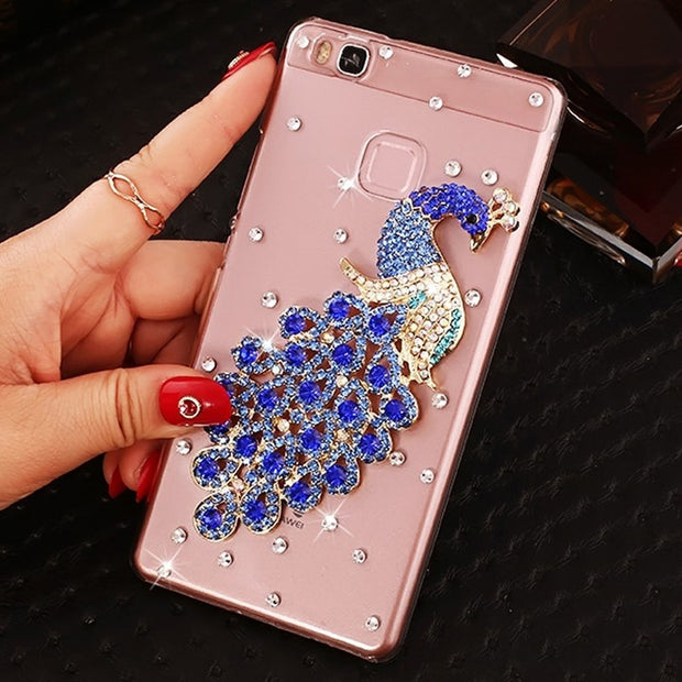 Smile Case For Huawei 8 Lite Capa 5.2 Inch Clear Plastic 2D Ballet ...