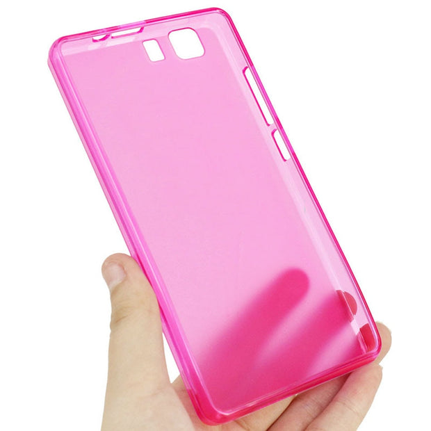 Soft TPU Case For Doogee X5 X 5 Case Cover 5.0 Inch Silicone Colorful Back Cover Phone Cases For DOOGEE X5 Pro Fundas