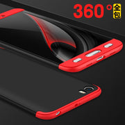 "Top Quality 360 Full Protection+Ultra Thin Protective 3in1 Phone Cover For Xiaomi Redmi 4X 4 X Case 5.0 "" Capa Para Fundas"