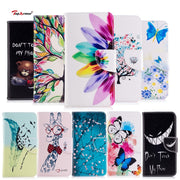 TopArmor PU Leather Silicone Cover For Nokia 3 5 3310(2017) Wallet Flip Stand Shell For Nokia 3 5 3310 (2017) Phone Case Skin