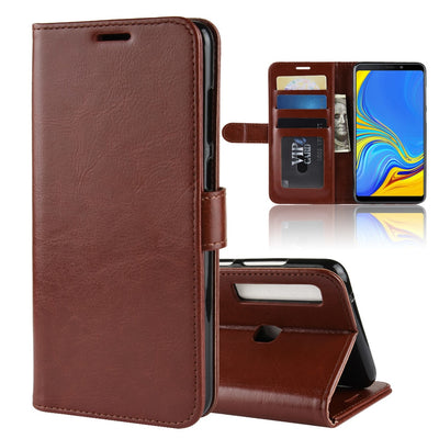 Wallet Leather Case For Samsung Galaxy A9 2018 Luxury Flip Phone Bag Cover For Samsung Galaxy A9 2018 A920F A920 SM-A920F Case