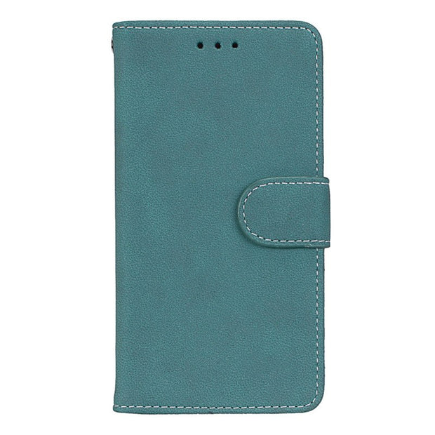 Wekays For Coque Lenovo K6 / K6 Power Case Luxury Business Leather Flip Fundas Brand Case SFor Lenovo K6 Note Cover Cases Capa