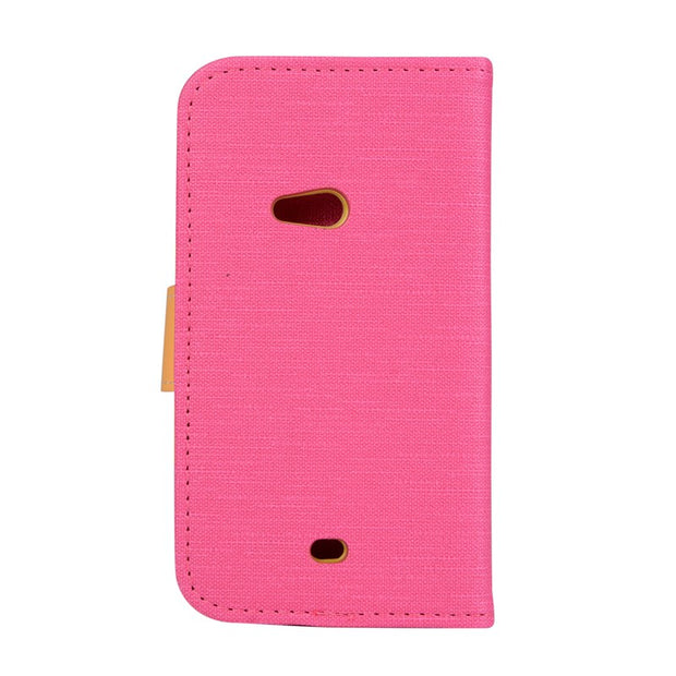 Whay For Coque HTC Desire 625 Case Phone Bag Case For HTC 625 Cover Fundas Canvas Wallet Case For HTC Desire 625