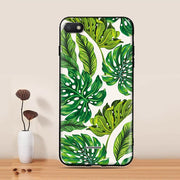Xiaomi Redmi 6 6A 6 Pro Case 3D Flower Summer Palm Leaf Capa Brand Printing Soft TPU Silicone Phone Back Cover Shell Fundas