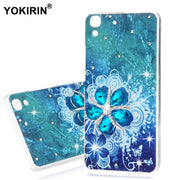 YOKIRIN For Huawei Y6 Scale Bling Diamond Case Fashion Designs Luxury Glitter Crystal Ultra Slim Plastic Back Cover For Y6 Scale