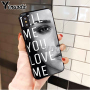 Yinuoda Demi Lovato High Quality Silicone Soft TPU Phone Case For Apple IPhone 8 7 6 6S Plus X XS MAX 5 5S SE XR Cover