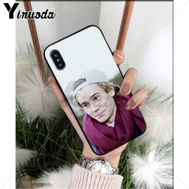Yinuoda Even SKAM Black High Quality Phone Case for iPhone 8 7 6 6S Plus 5 32ce0583 695a 4407 bffc e8c34bb03447 620x