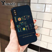 Yinuoda Foster The People Custom Photo Soft Phone Case For IPhone 8 7 6 6S Plus 5 5S SE XR X XS MAX Coque Shell