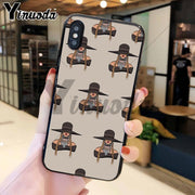 Yinuoda I Slay Lovely Design Phone Accessories Case For IPhone 8 7 6 6S Plus 5 5S SE XR X XS MAX Coque Shell