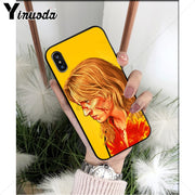 Yinuoda Kill Bill Movie Popular Unique Design Phone Cover For IPhone 8 7 6 6S Plus 5 5S SE XR X XS MAX Coque Shell