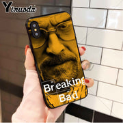 Yinuoda Say My Name Breaking Bad Luxury Phone Case Cover For IPhone 8 7 6 6S Plus 5 5S SE XR X XS MAX Coque Shell