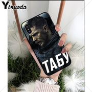 Yinuoda Tom Hardy Soft TPU Phone Case Cover Shell For IPhone 8 7 6 6S Plus 5 5S SE XR X XS MAX Coque Shell