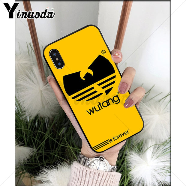 coque iphone 8 wu tang