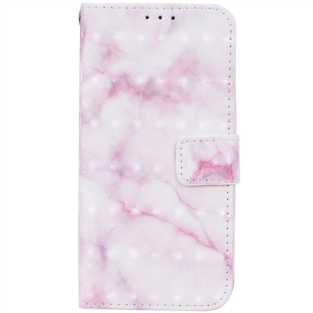 Yokata Marble Skin 3D Luxury Flip Case For Samsung Galaxy S7 S7 Edge Case Leather For Wallet Coque For Samsung S7 Edge Cover
