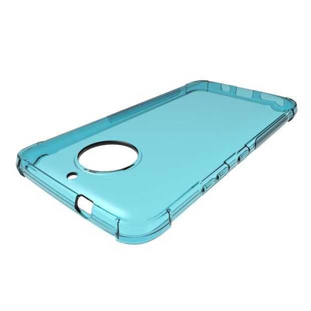 Transparent Shockproof Anti-skid TPU Gel Skin Soft Case Cover For Motorola Moto G5S