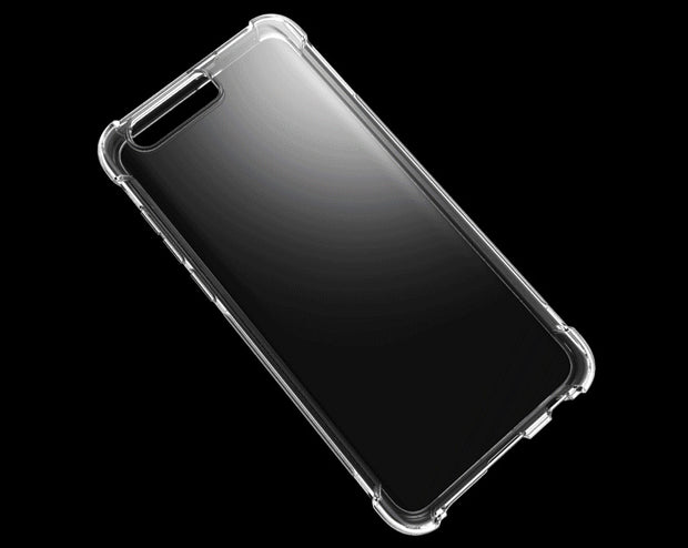 Transparent Shockproof Anti-skid TPU Gel Skin Soft Case Cover For Huawei Honor 9