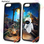 Wall Eva BFF Best Friends Silicone Soft Phone Cases For Iphone 5s Se 6 6s Plus 7 7plus 8 8plus X XR XS MAX Silicone Cover Case