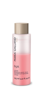 65A LOTION DEMAQUILLANTE YEUX, 125ml (€23,20/ 100ml)