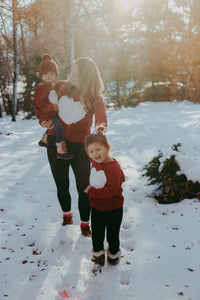 Cozy Love Sweater - Children's