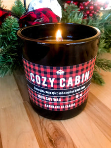 Cozy Cabin Candle