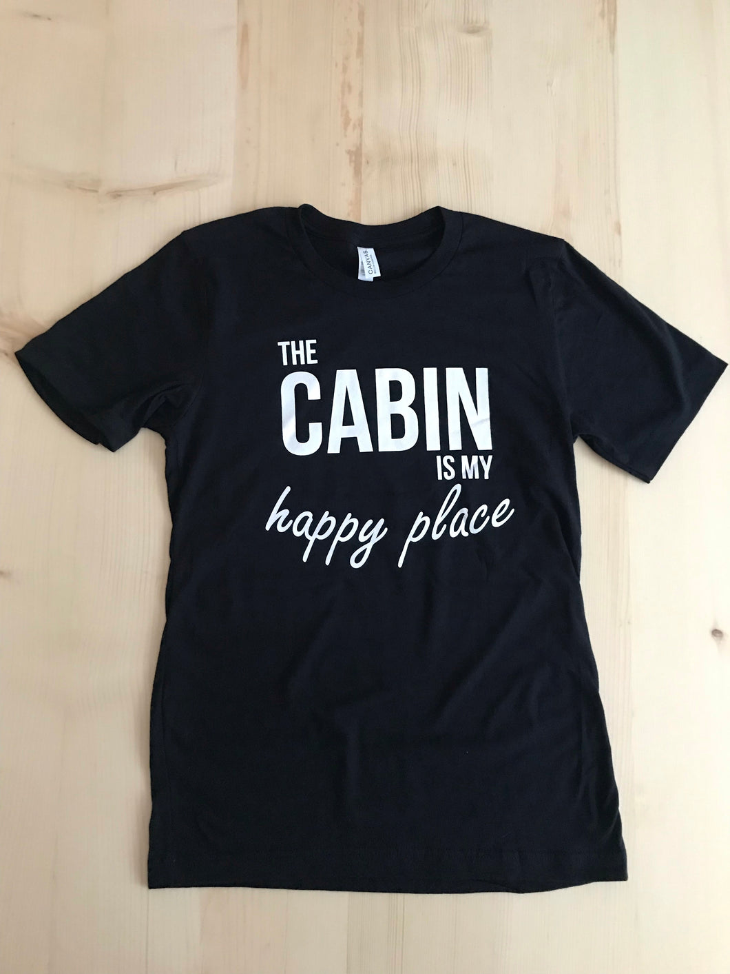 Happy Cabin - Women's T
