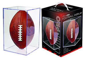 Ultra Pro Football Clear Square Holder