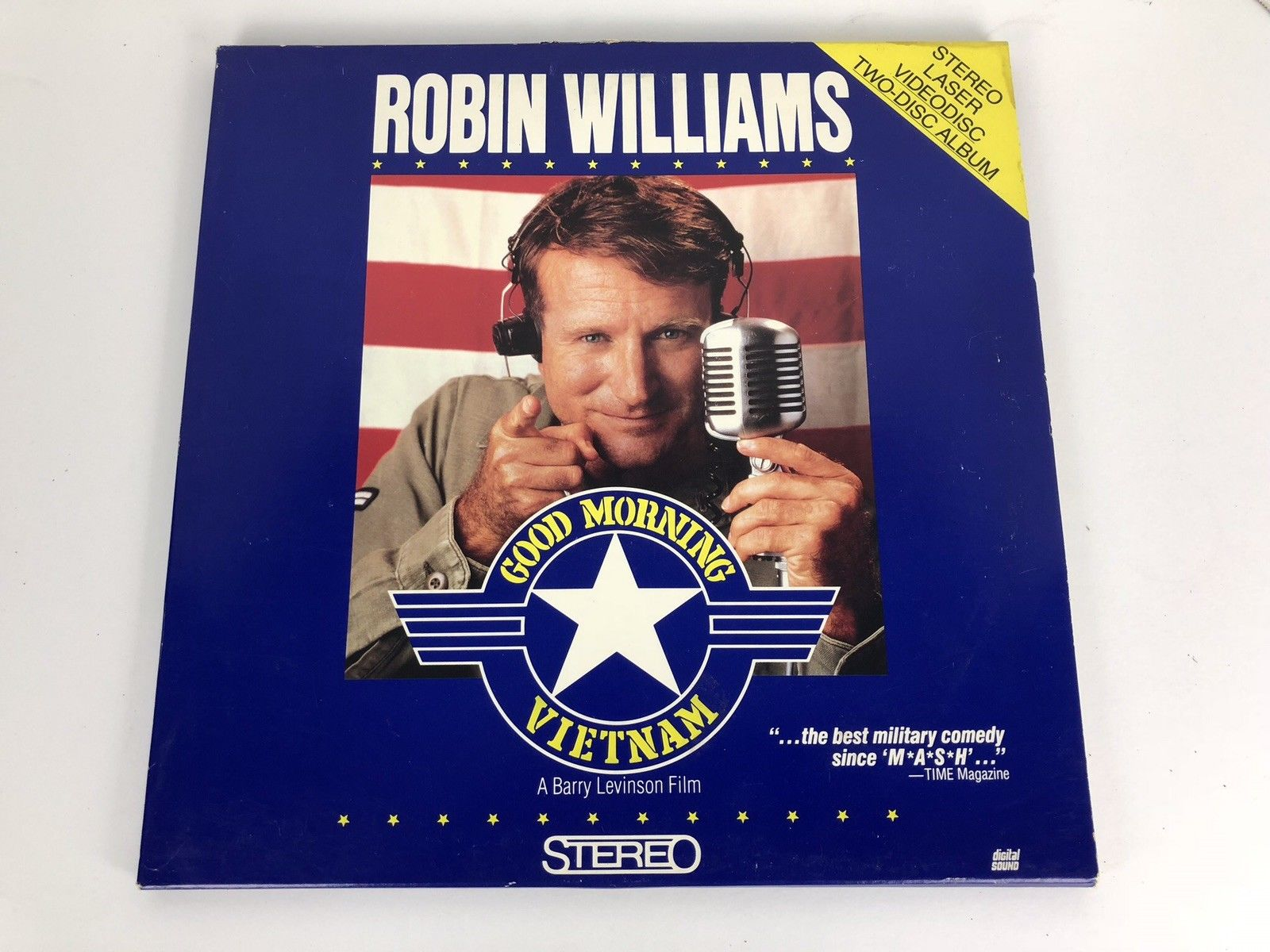 Good Morning, Vietnam LaserDisc