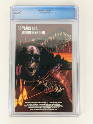 Wolverine #v3 #66 (Aug 2008, Marvel) Cgc 9.8