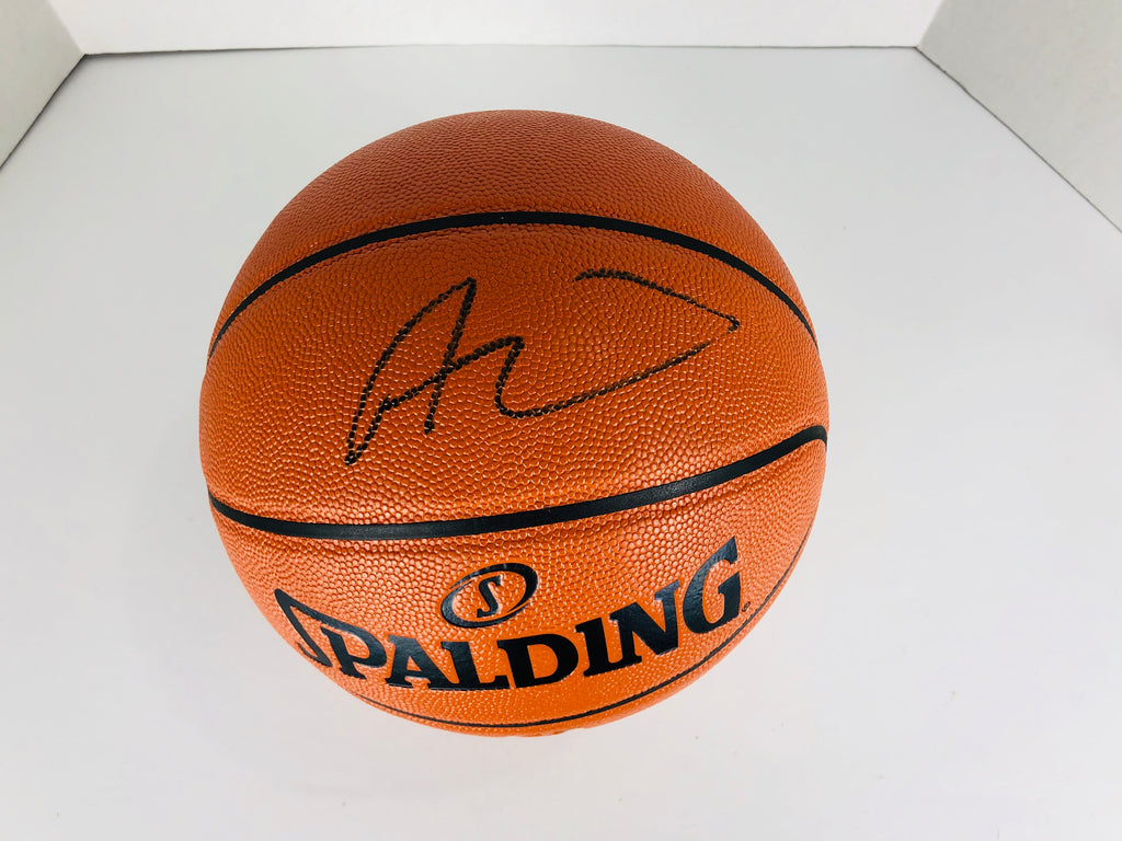 Andre Drummond Autographed Basketball With COA