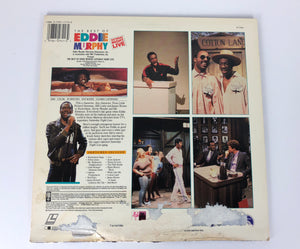 The Best of Eddie Murphy Laserdisc