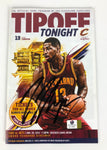 Tristan Thompson Cavs Autograph Tipoff Program With COA