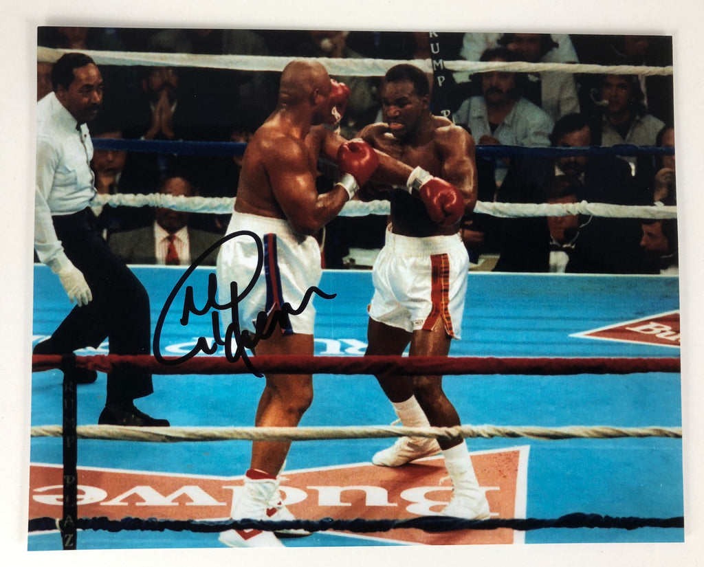 George Foreman Signed Autographed 8x10 Photo COA