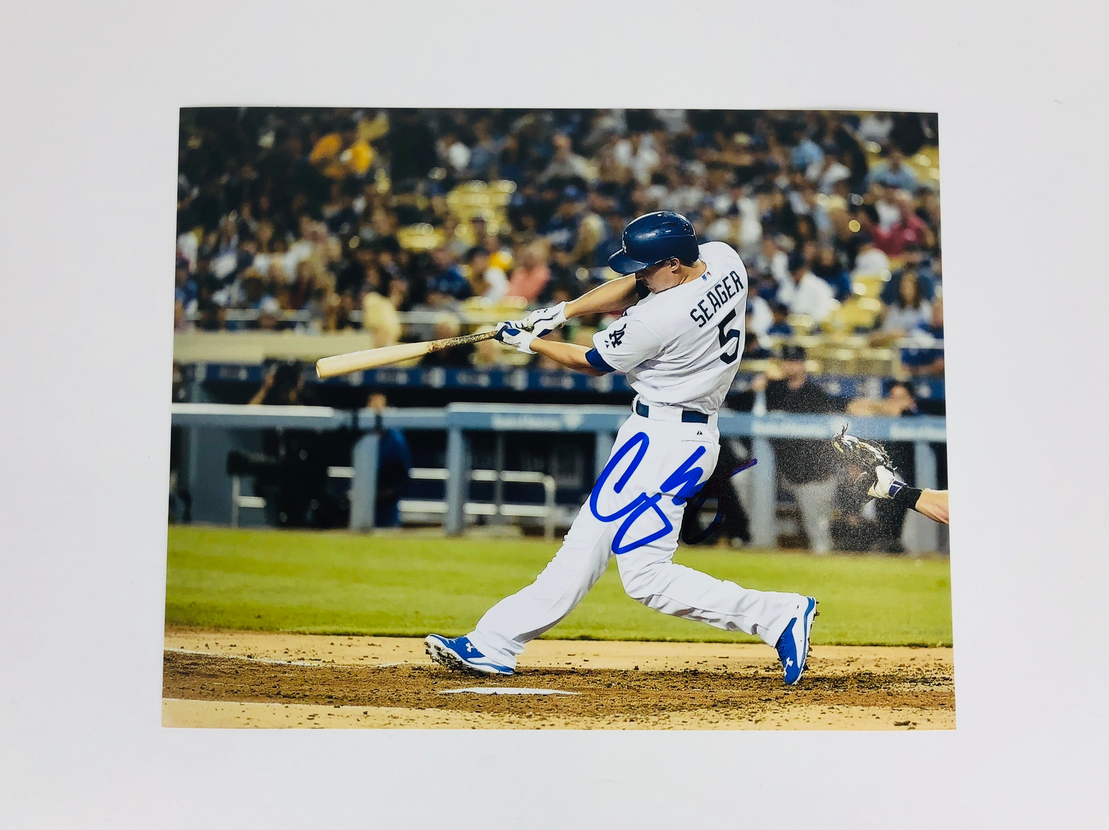 Cody Bellinger Autographed 8x10 Photo With COA