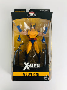 Marvel X-Men 6-inch Legends Series Wolverine New In Package