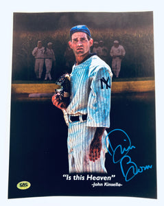 Dwier Brown Field of Dreams Autograph 8x10 Photo CAS Certified COA