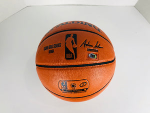 Kyle Lowry Autographed Basketball With COA