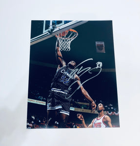 Shaquille O'Neal Autographed 8x10 Photo With COA