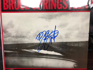 Bruce Springsteen Autographed Signed Nebraska Album Framed W/ COA