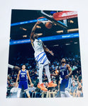 Donovan Mitchell Autographed 8x10 Photo With COA