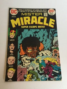 Mister Miracle #16 DC Bronze Age Comic Book 1973