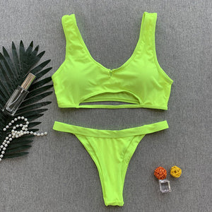KAYA Set - Neon Yellow