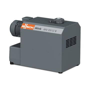 Busch Vacuum Solutions - Mink Dry Claw Vacuum Pump